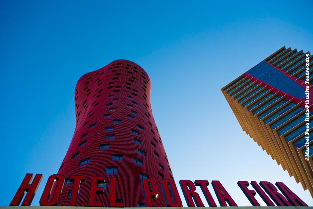 Càpsules LH a l'hotel Porta Fira