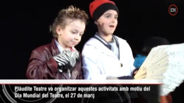 Dia Mundial del Teatre 2016
