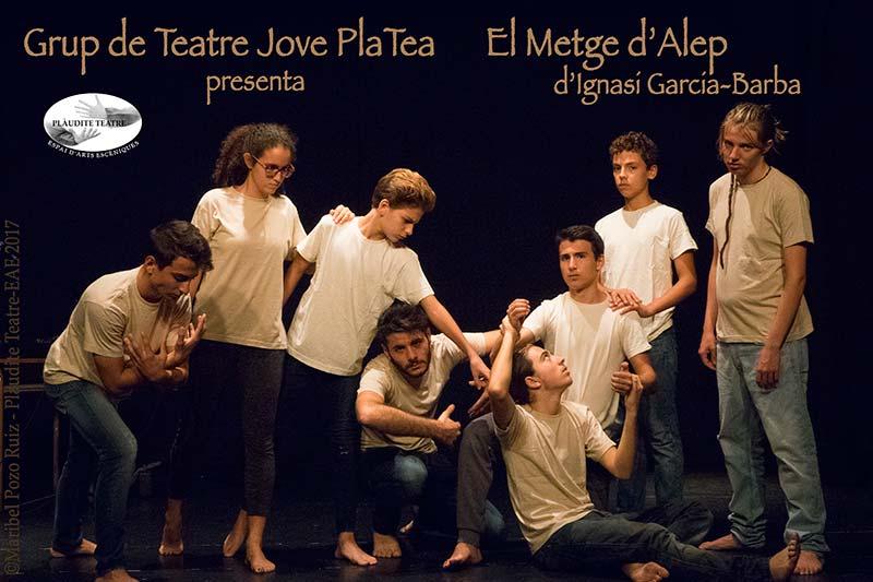 Grup de Teatre Jove PlaTea - El Metge d'Alep
