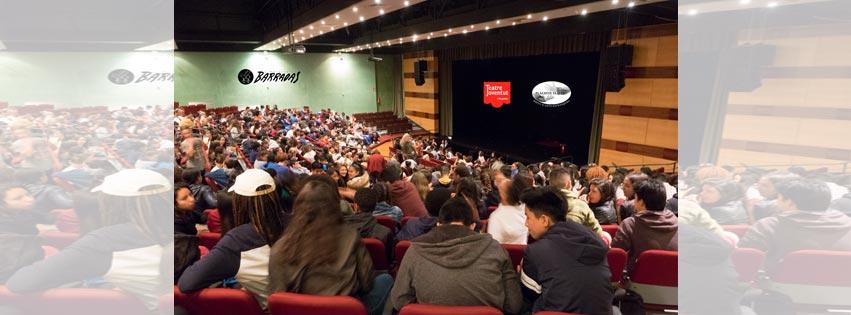 (Català) Serveis Educatius del Teatre Joventut i l'Auditori Barradas