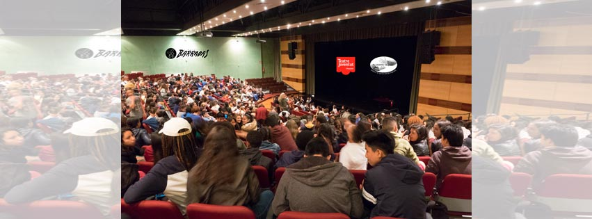 Serveis Educatius del Teatre Joventut i l'Auditori Barradas