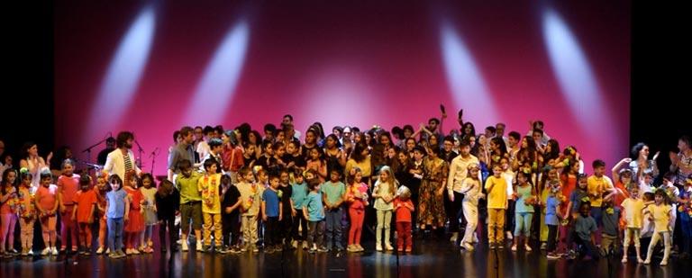 Plàudite Teatre Escola d'Arts Escèniques a L'Hospitalet de Llobregat Barcelona